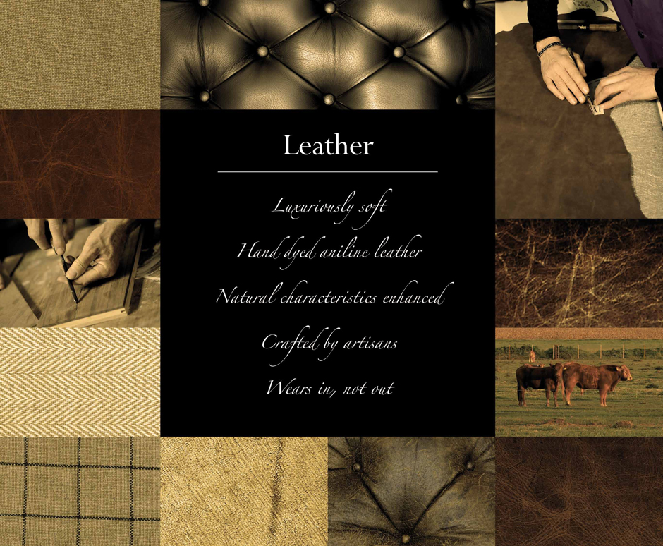 Leather-graphic